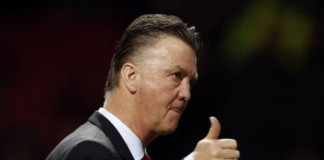 لويس فان جال مدرب مانشستر يونايتد