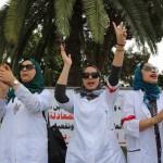 حركة الممرضين والممرضات من اجل المعادلة