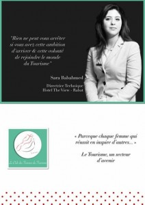 Visuel_Club des Femmes du tourisme_Valorisation des métiers