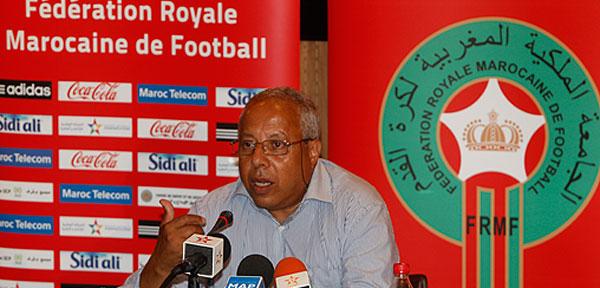 المدرب محمد فاخر